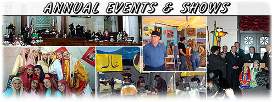 persian american annual events