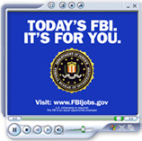 TODAY'S FBI ETHNIC CAMPAIGN