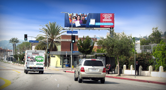 Billboard Advertising - Outdoor Billboards